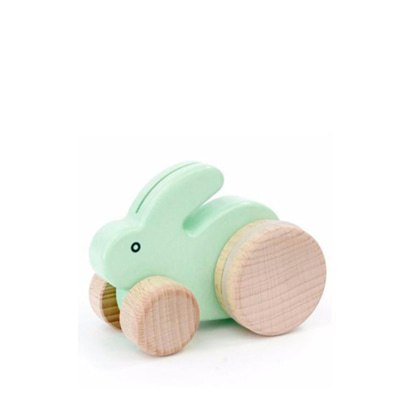 바조 토끼 Bajo Small Rabbit Mint