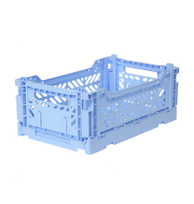 폴딩박스 아이까사 ay-kasa Folding Box Small Baby Blue