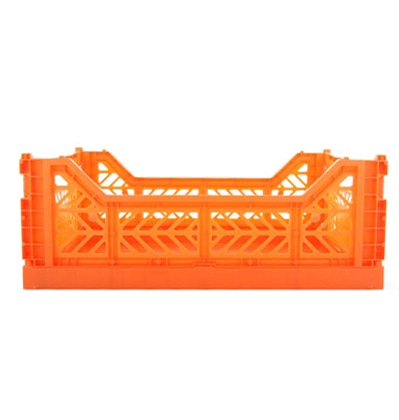폴딩박스 아이까사 ay-kasa Folding Box Medium Orange