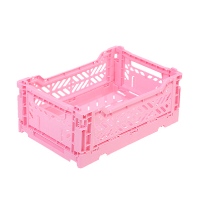폴딩박스 아이까사 ay-kasa Folding Box Small Pink