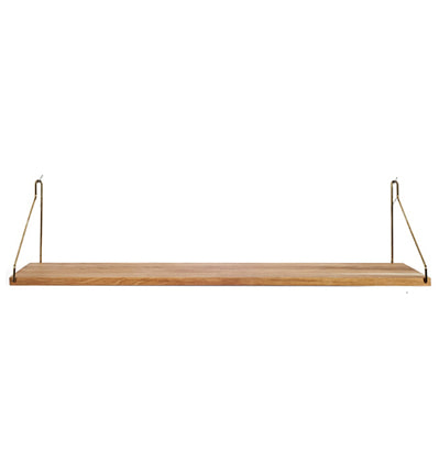 프라마 선반 Frama Shelf D27 W80 Brass - Used Stuff