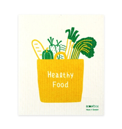 스웨덴 행주 Healthy Food Dishcloth