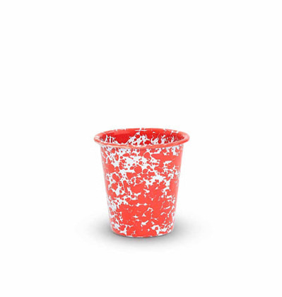 크로우캐년 홈 숏 텀블러 CrowCanyon Home Short Tumbler Red Marble