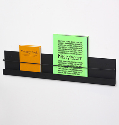 북렉 Book Rack Black - Scratch