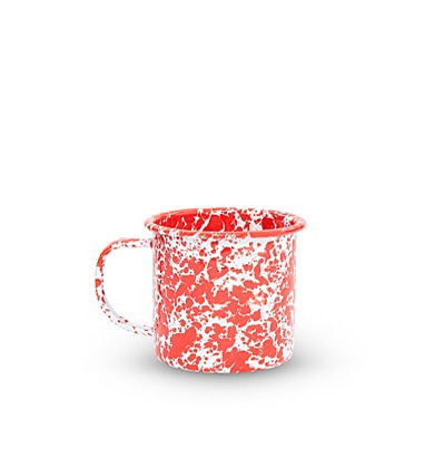 크로우캐년홈 머그 CrowCanyonHome Mug Red Marble
