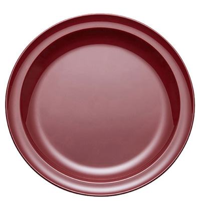 더리빙팩토리 디쉬 The Living Factory Forest Dish 10.5inch Burgundy