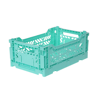 폴딩박스 아이까사 ay-kasa Folding Box Small Mint