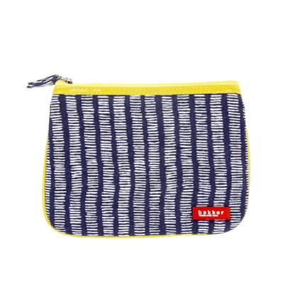 베이커 캔버스 파우치 Bakker Canvas Pouch Large bamako