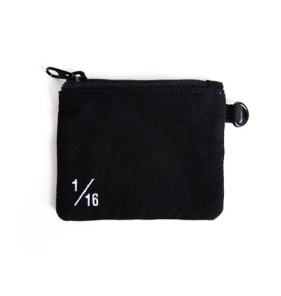 Ecobridge Share Pouch Small Black 에코브릿지 쉐어 파우치
