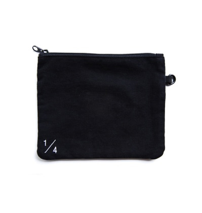 Ecobridge Share Pouch Large Black 에코브릿지 쉐어 파우치