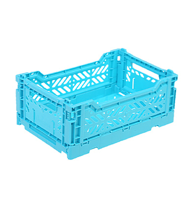 폴딩박스 아이까사 ay-kasa Folding Box Small Turquoise