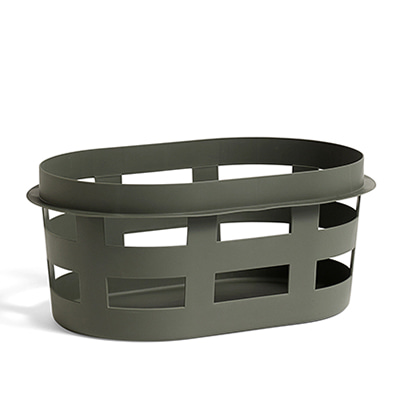 헤이 런드리 바스켓 HAY Laundry Basket Small, Army
