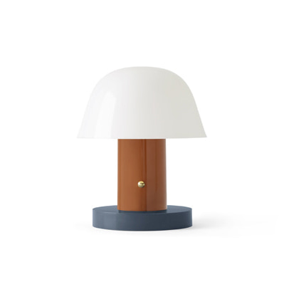 앤트레디션 세타고 테이블 조명 &Tradition Setago JH27 Table Lamp Rust & Thunder