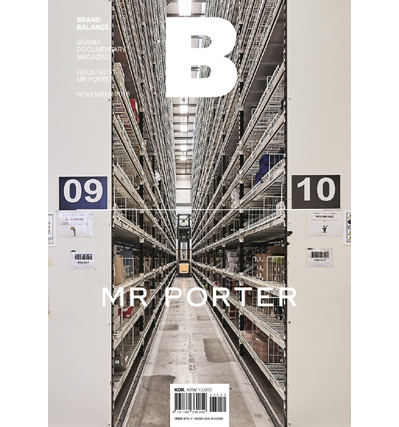 Magazine B No.51 Mr Porter